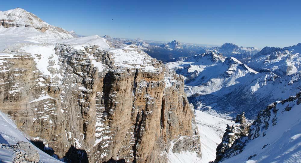 Dolomiti Super Ski Pass Hotel Oberlechner