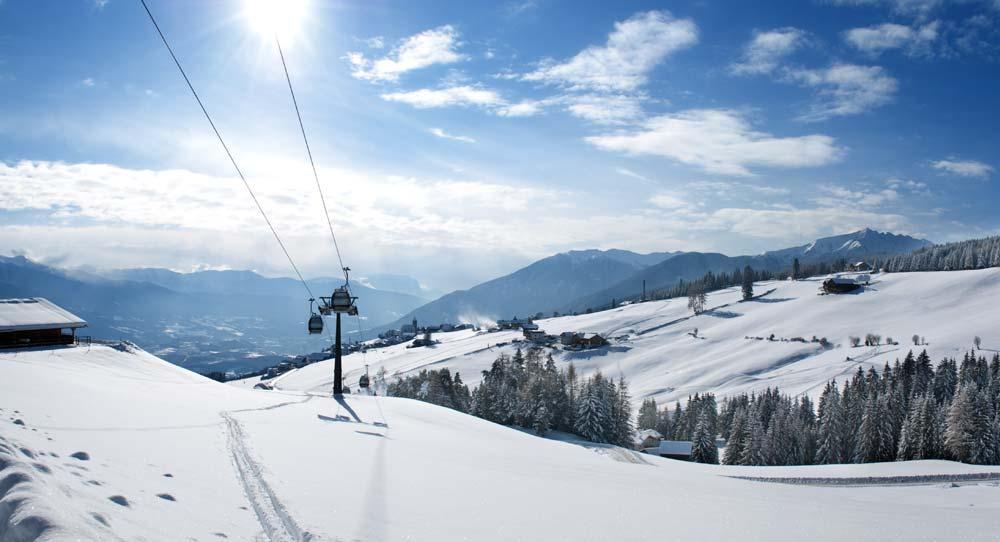 Skiurlaub gitschberg jochtal skifahren hotel oberlechner for Designhotel skigebiet